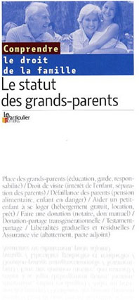 Le statut des grands parents